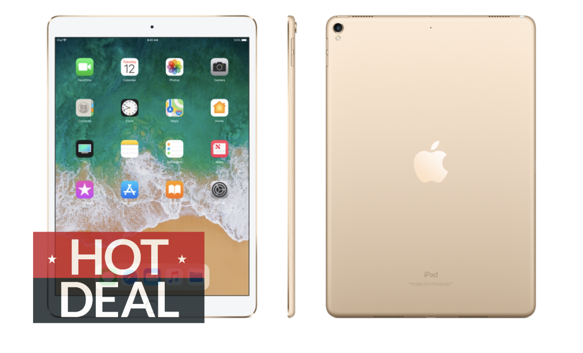 Walmart Black Friday Apple iPad Pro 10.5-inch deal bags you the tablet for $699 - T3