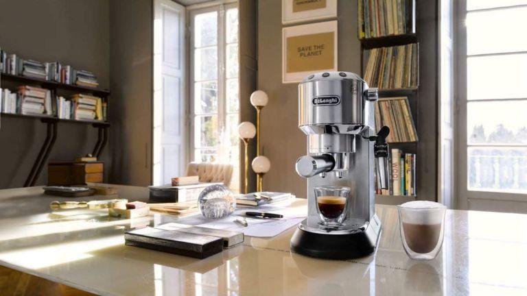 De'Longhi Dedica Style, Traditional Barista Pump Espresso Machine
