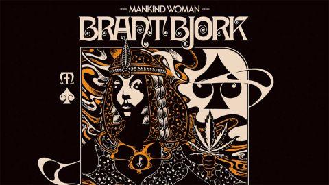 Brant Bjork - Mankind Woman album cover