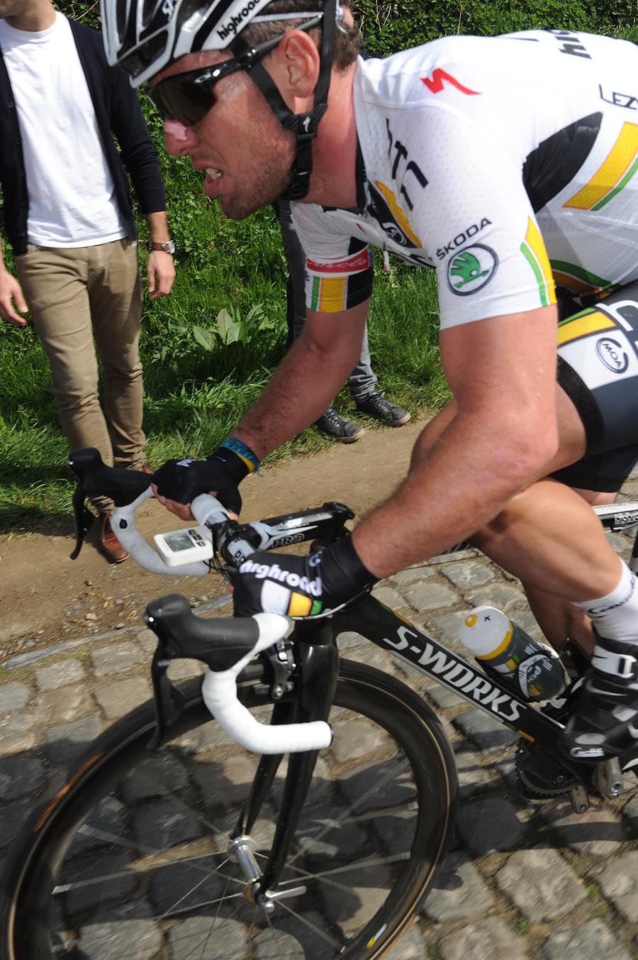 Mark Cavendish, Tour of Flanders 2011
