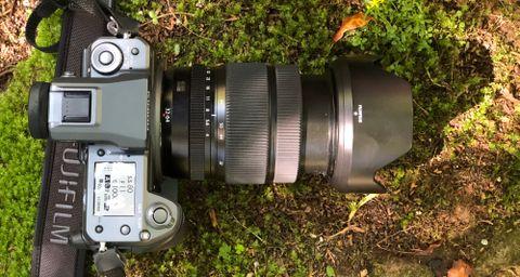 Fujifilm GFX 100 hands-on review | Digital Camera World