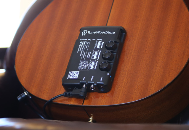 Review Tonewoodamp Multi Effects Processor For Acoustic Guitars