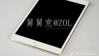 Gold iPad mini 2 photos