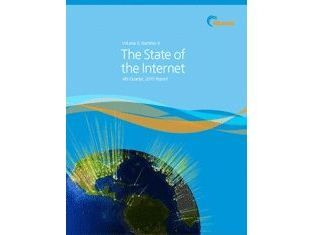 New State of the Internet 2011 report outlines how natural and man made disasters have hit net access over the last year