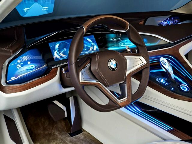 Looking Ahead Designing For In Car Hmi Itproportal