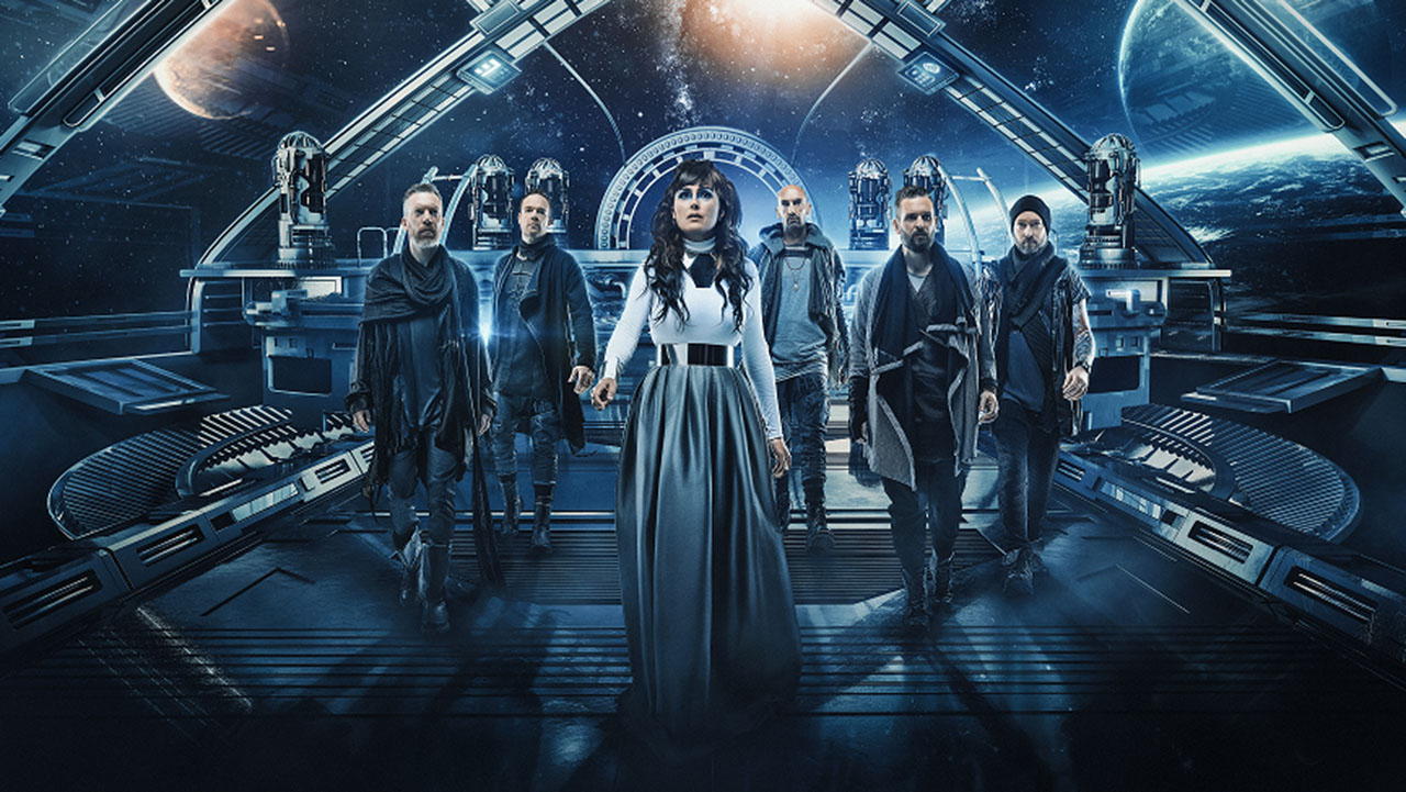Within Temptation share lyric video for anthemic new single Mad World