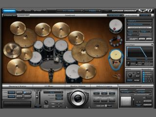 Make use of multiple velocity layers in drum modules like Superior Drummer 2 0 for more lively parts