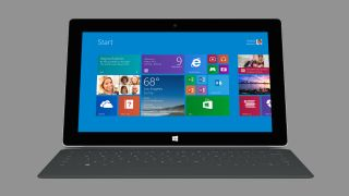 Microsoft: Our tablet competitors are playing catch up