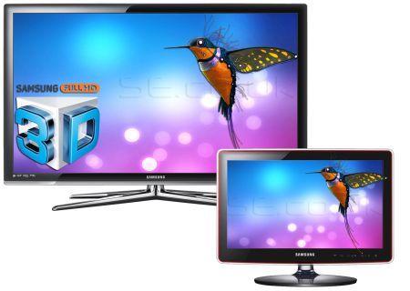 unboxing samsung ue55c7000 55 inch led tv sky 3d ready itproportal. Black Bedroom Furniture Sets. Home Design Ideas