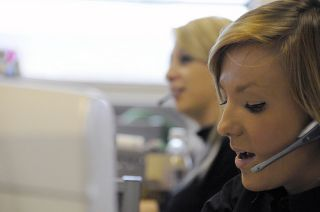 Pay as you go call centre launches