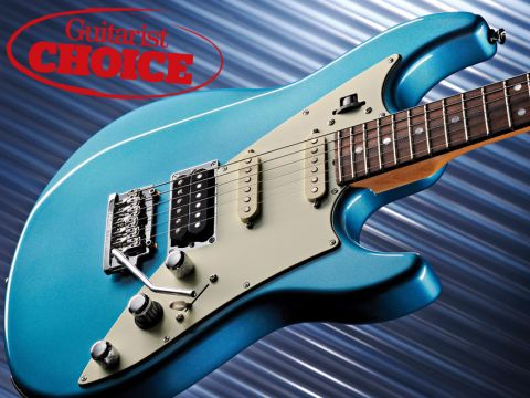Guitarist magazine gets hands on with the first MkII Variax to arrive in the UK. For even more pictures and info check out Guitarist issue 333, on sale now