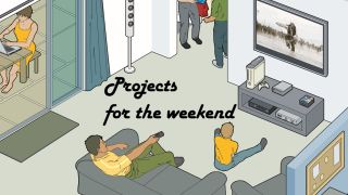 9 essential tech projects for the weekend