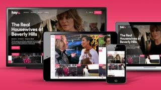 Hayu, yes you – we're getting another streaming service