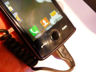 Hands on with the Samsung Wave 578