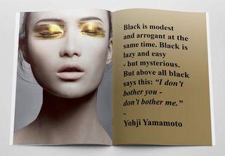 Best brochure templates fashion