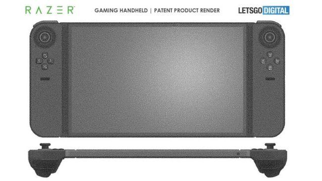 Η Razer πατεντάρει mobile gamepad κλώνο του Switch!