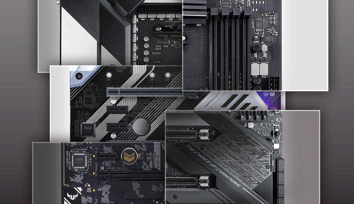 Asus teases several new motherboards ahead of AMD's Zen 2 CPU launch | PC Gamer