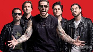 Avenged Sevenfold return to the cover of Metal Hammer for a massive celebration of all things A7X