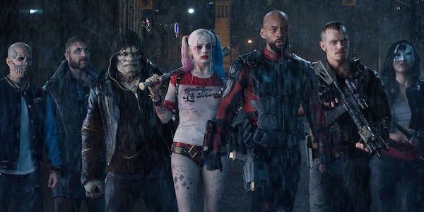 The Suicide Squad is on a mission