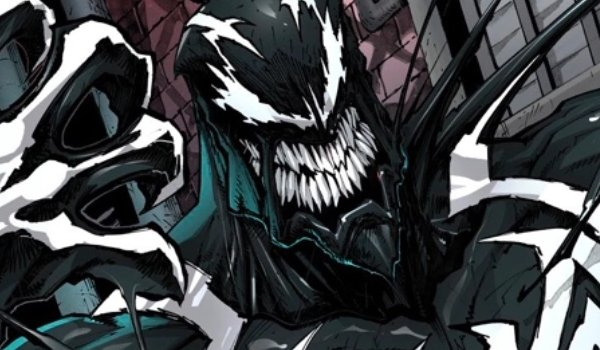 Venom looking as fearsome as ever