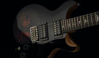 PRS's new SE Santana Abraxas 50th Anniversary guitar