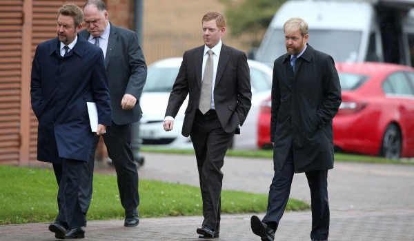 Cilla Black's sons attending her inquest