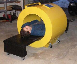 MRI Mockup