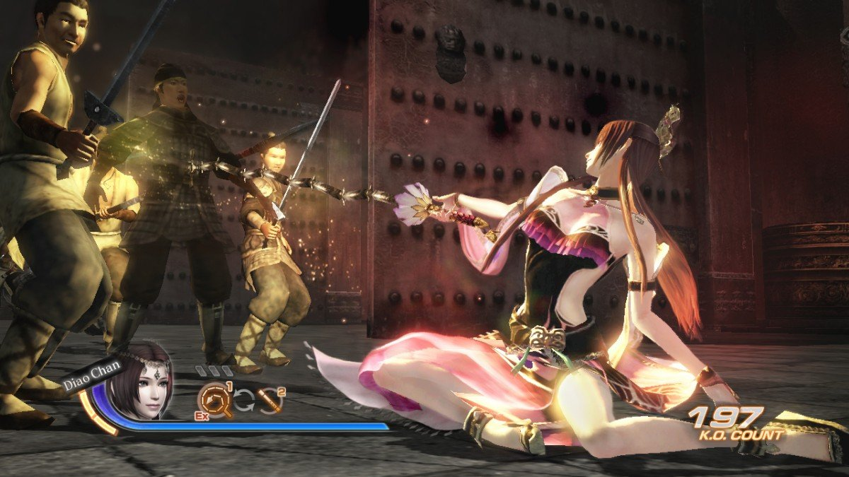 Dynasty Warriors 7 Character And Combat Screenshots #16484
