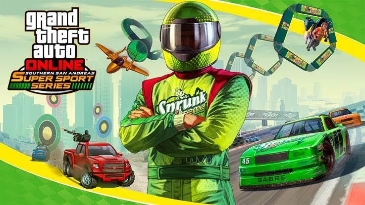 GTA Online rolls out Southern San Andreas Super Sports Series with new vehicles, races, Adversary Modes