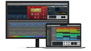 Logic Pro X 10 3 looks familiar but also slightly different
