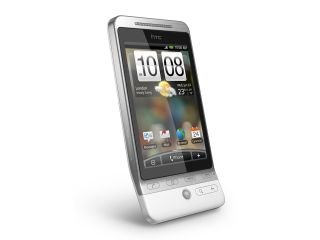 HTC Hero or G1 Touch, depending on your telco