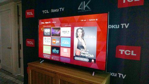 4k Tcl Roku Tv Techradar