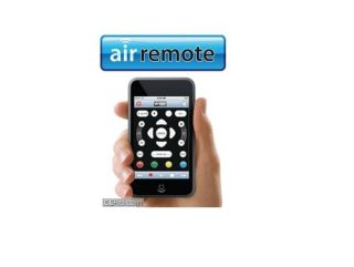 Control your TV with you iPhone
