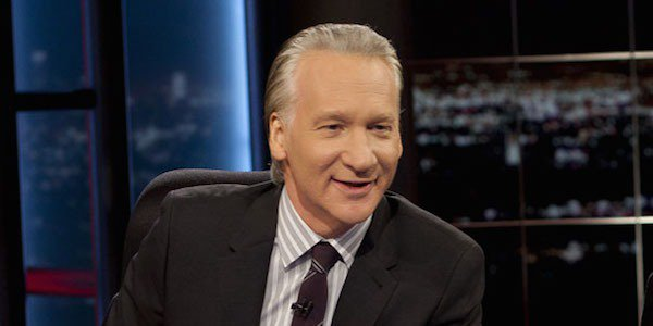 Bill Maher, host of Real Time on HBO