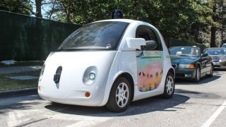 Google self driving car news