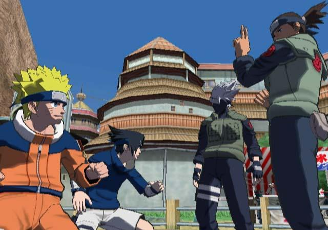 naruto clash of ninja pc