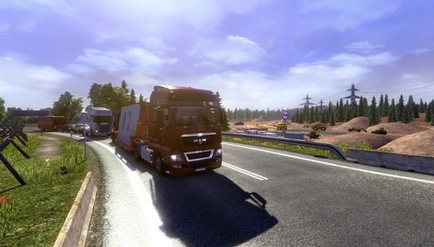 Euro Truck Simulator 2 update adds three new cities and