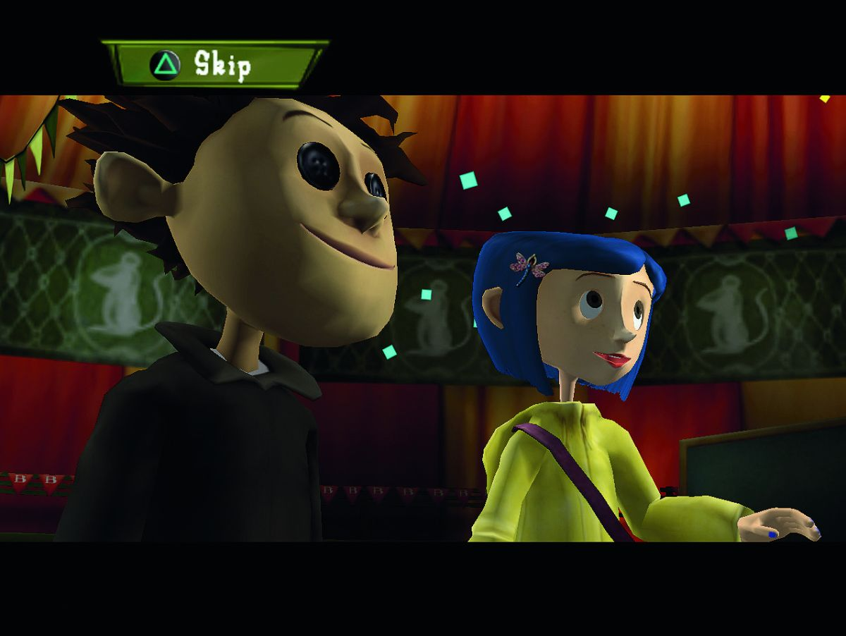 Coraline Review Gamesradar