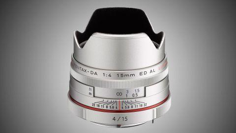 Pentax 15mm f/4 Limited