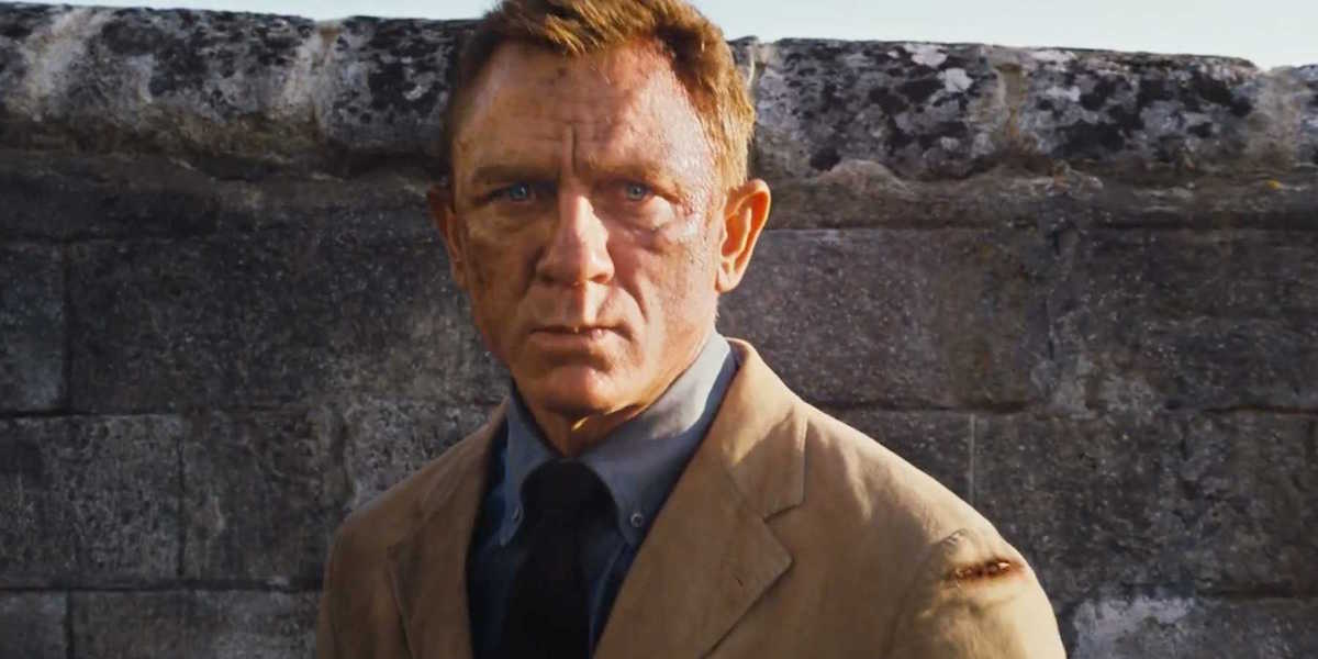 No Time To Die's Theme Song Lyrics May Have Clues To Daniel Craig's Final Bond Movie