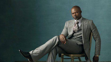 Djimon Hounsou talks Guardians Of The Galaxy