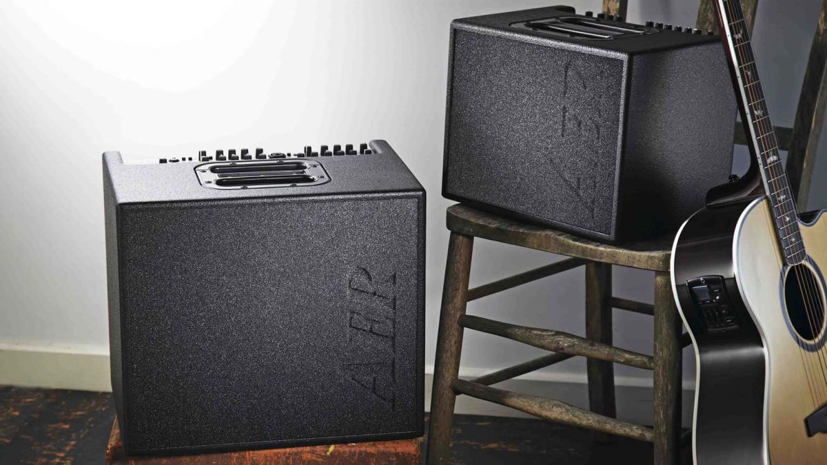 the best acoustic guitar amps for buskers and gigging guitarists musicradar. Black Bedroom Furniture Sets. Home Design Ideas