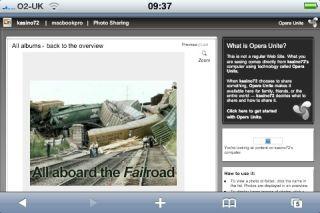 Opera Unite: Web 5.0?