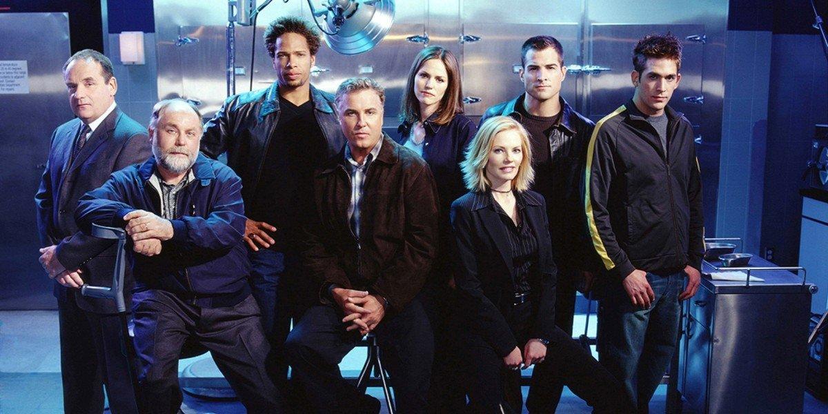 Original CSI Cast