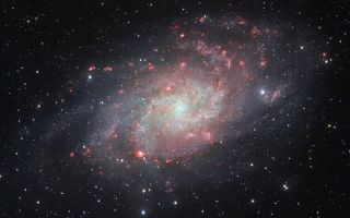 Triangulum Galaxy by VST
