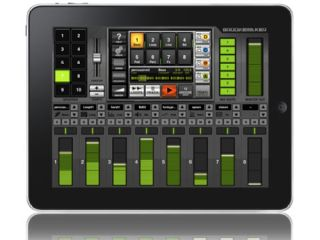 GrooveMaker on the iPad