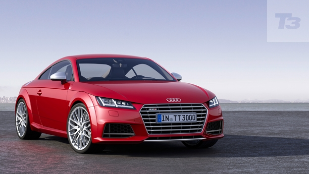 New Audi TT And Audi TTS Unveiled With New Virtual Cockpit T - New audi tt