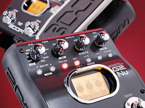 These Zoom pedals are designed as a low priced option to use both on stage and in the studio.