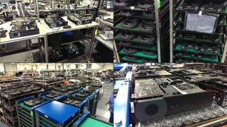 Steam Machine assembly
