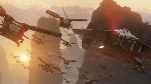 Avatar - James Cameron's epic sci-fi adventure